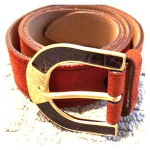 Vintage Prada Belt